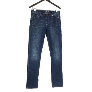 Lucky Brand Brooke Straight Leg Jeans